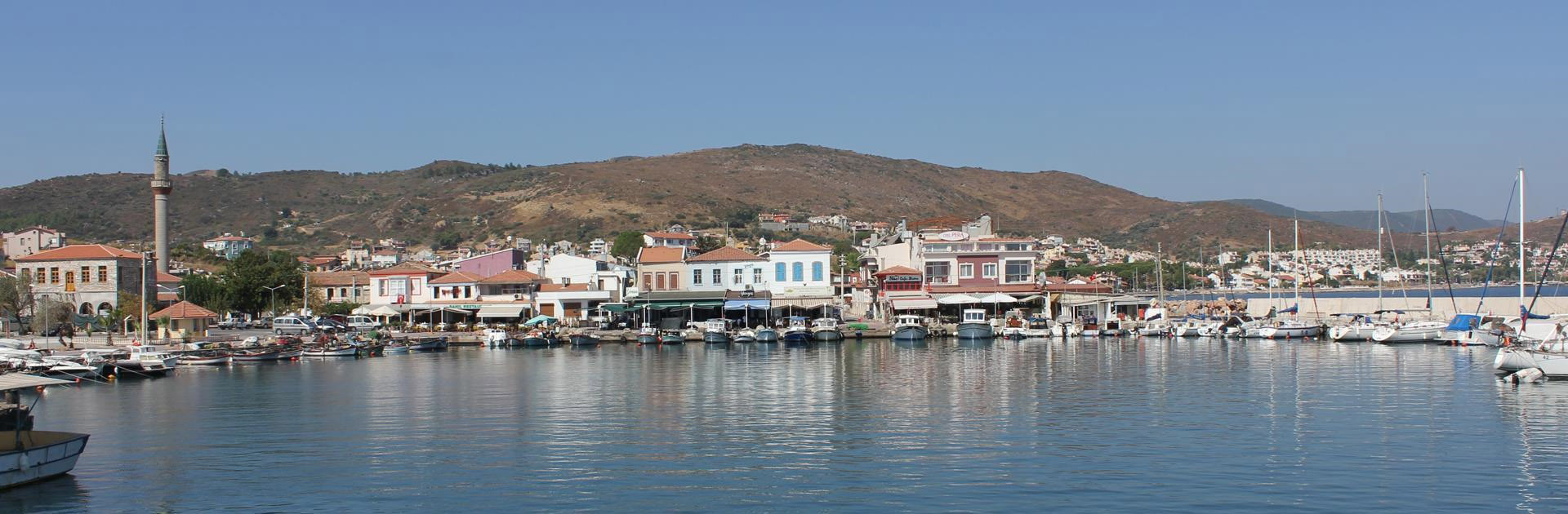 Urla Yatch Harbor
